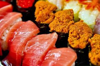 お酢イメージ寿司